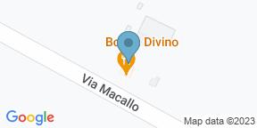 Mappa Google per Bocon Divino