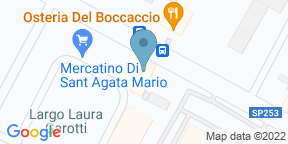 Mappa Google per Taverna dei Velai