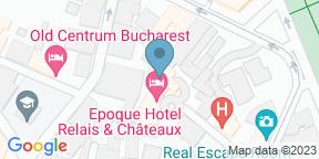 Google Map for L'Atelier Relais & Chateaux