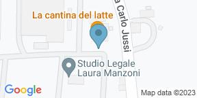 Google Map for La Cantina del Latte