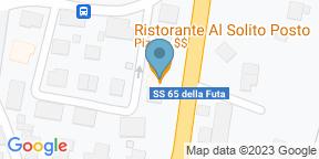Google Map for Al Solito Posto