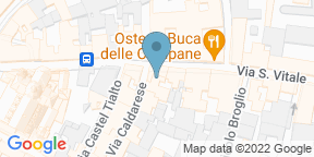 Mappa Google per la taverna di roberto