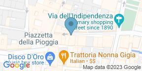 Mappa Google per Ristorante enoteca Da Lucia