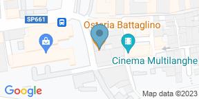Google Map for Osteria Battaglino