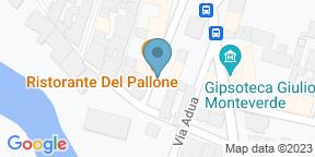 Google Map for Ristorante La Teca