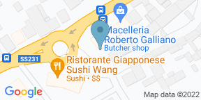 Google Map for Bistrot Sotto Le Stelle