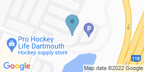 Google Map for Playdium - Dartmouth