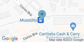 Google Map for Osteria La Fermata