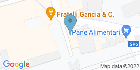 Google Map for Enoteca di Canelli - Casa Crippa