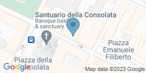 Ristorante Casa AmélieのGoogle マップ