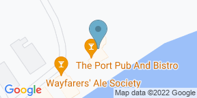 Google Map for The Port Pub
