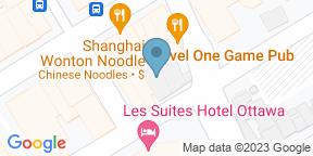Google Map for Savanna Lounge