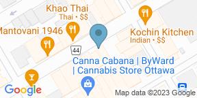 Google Map for somewhere dine bar
