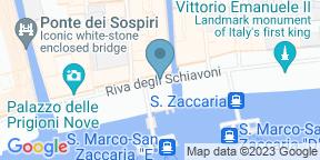 Google Map for Terrazza Danieli