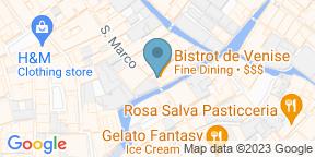 Bistrot de VeniseのGoogle マップ