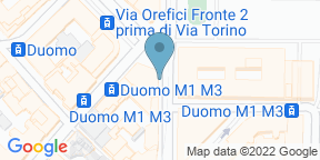 Google Map for The Dome Milano - La Terrazza