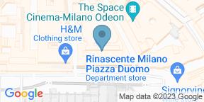 Mappa Google per Obicà Mozzarella Bar - Duomo