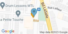 Google Map for Rita