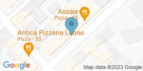 Google Map for La Cantina di Franco