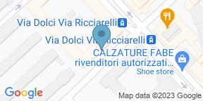 Google Map for Namasté