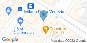 Google Map for Poke House - Milano Spallanzani