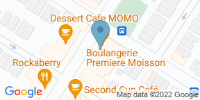 Google Map for Baba Thai