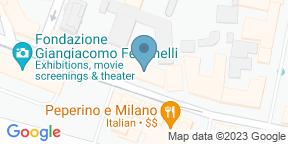 Mappa Google per Osteria Del Gambero Rosso