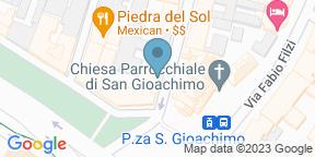 Google Map for La Fattoria