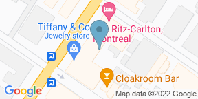 Google Map for The Palm Court at the Ritz-Carlton – The Afternoon Tea Experience