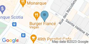 Google Map for Elefanté
