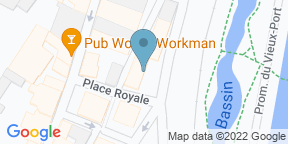Le SunsetのGoogle マップ
