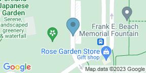 Google Map for Umami Cafe - Portland Japanese Garden