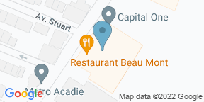 Google Map for Beau Mont