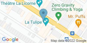 Google Map for Lobby Bar