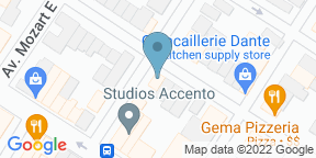 Google Map for Petros - St Dominique
