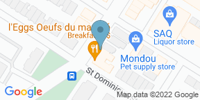 Google Map for Kitchen Galerie