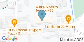Google Map for Mare Nostro