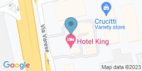 Google Map for Ristorante-Pizzeria King