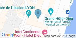 Google Map for Le Grand Réfectoire