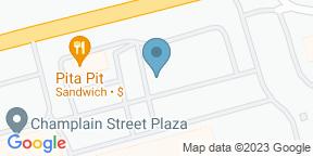 Google Map for Mai Asian Restaurant - Dieppe