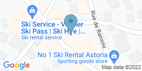 Google Map for VIE MONTAGNE