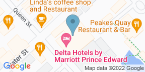 Google Map for Water's Edge