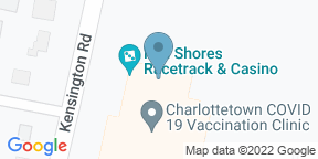 Google Map for Red Shores Racetrack & Casino - Top of the Park