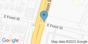 Google Map for FINN - Doubletree Missoula