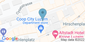 Google Map for Soul Chicken