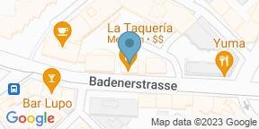 Mappa Google per La Taquería (Kreis 4)