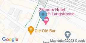 Google Map for Neni Zürich Langstrasse