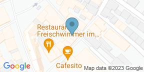 Petrus Cafe Brasserie auf Google Maps