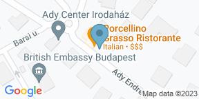 Google Map for Porcellino Grasso