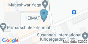 Google Map for HEIMAT Basel